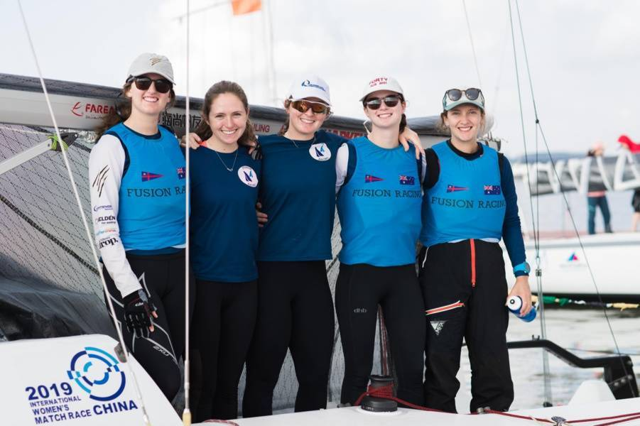 2017 women's international match racing series
