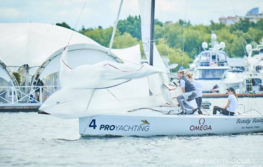 Proyachting cup августа. proyachting