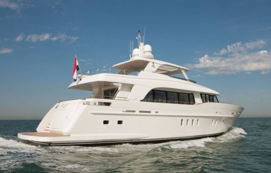 West Nautical Group продала Mulder 94 Voyager
